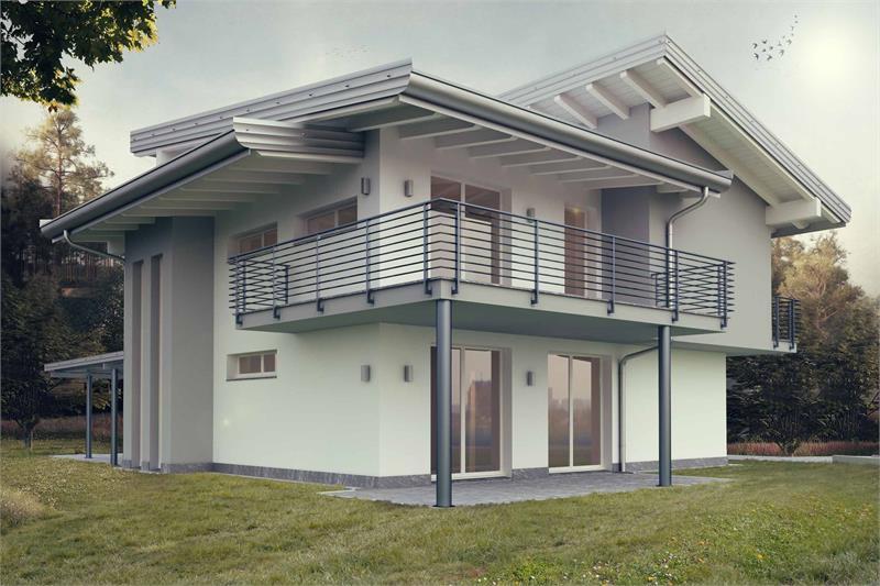 villa legno 200.0 #2