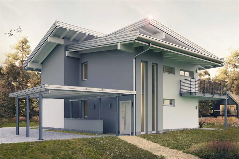 villa legno 200.0 #1