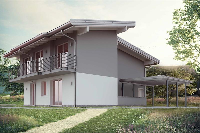 villa legno 200.0 #3