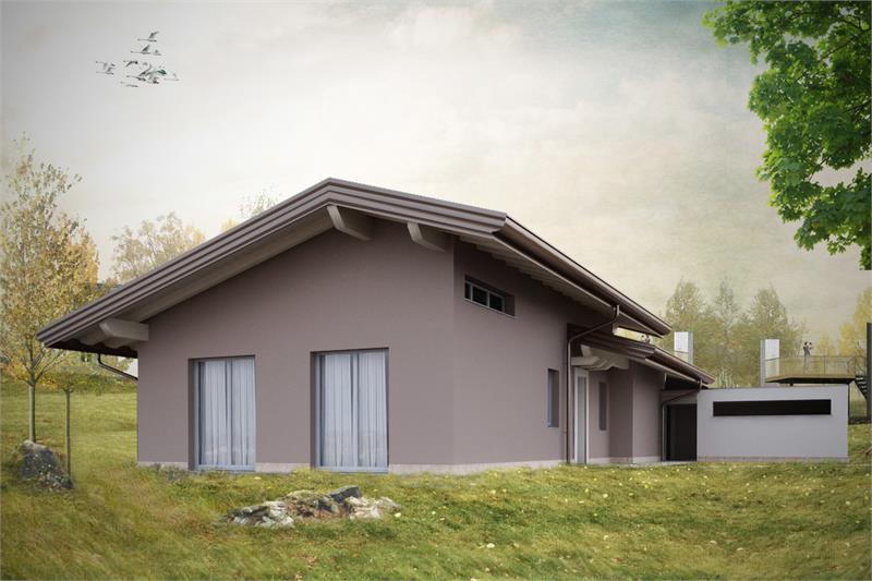 villa legno 160.0 #3