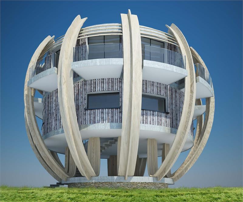 villa sfera  #4